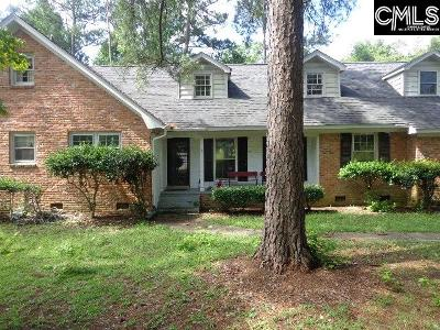 Columbia SC Single Family Home For Sale: $157,000