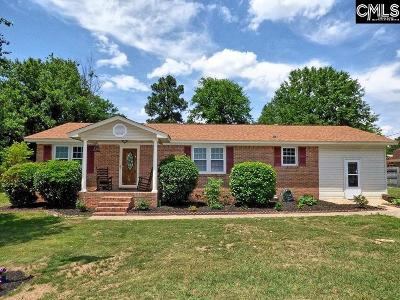 Camden Single Family Home For Sale: 903 Dicey Creek