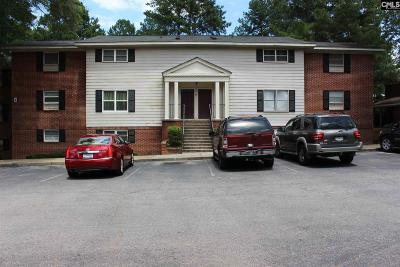 Lexington County, Richland County Condo For Sale: 601 Riverhill #B6
