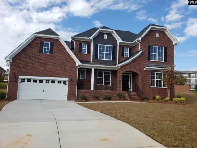 Irmo Single Family Home For Sale: 35 Crystal Harbor