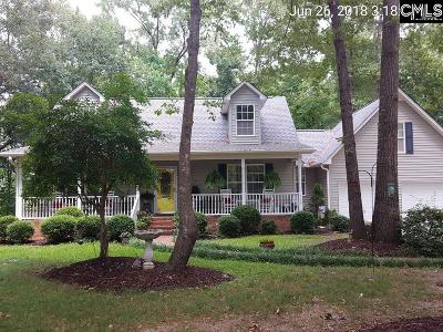 Camden Single Family Home For Sale: 109 Stevens