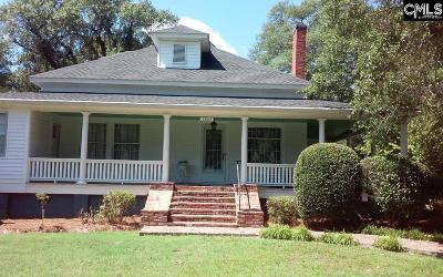 Kershaw County Single Family Home For Sale: 1507 Park