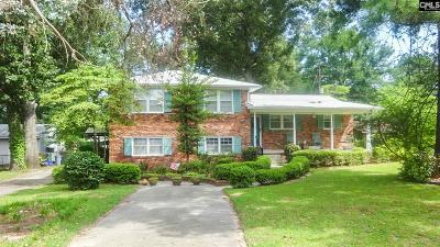 Cayce Single Family Home For Sale: 211 Arden