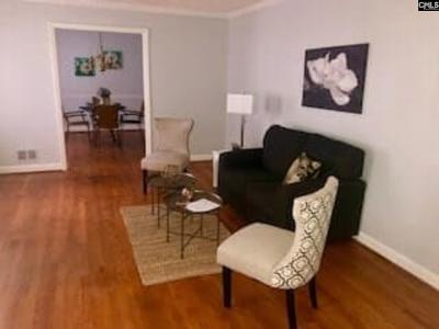Columbia Single Family Home For Sale: 407 Old Friars Road