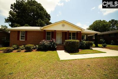 Lexington County, Richland County Single Family Home For Sale: 1422 Westchester