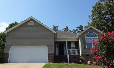 Irmo Single Family Home For Sale: 604 Beech Branch