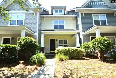 Lexington County, Richland County Townhouse For Sale: 204 Hampton Forest