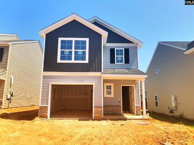 Columbia Single Family Home For Sale: 1410 Sandra #Lot 128