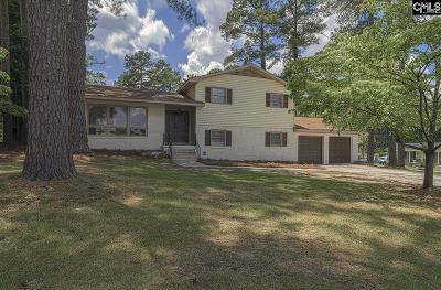Columbia Single Family Home For Sale: 314 Brookgreen