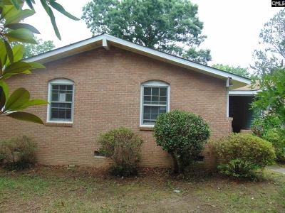 Lexington County, Richland County Single Family Home For Sale: 1000 Newnham