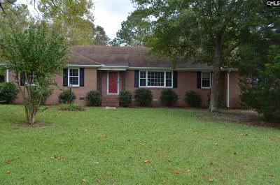 Lexington County, Richland County Single Family Home For Sale: 314 Wire Rd