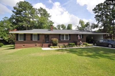 Newberry Single Family Home For Sale: 1725 Dominick
