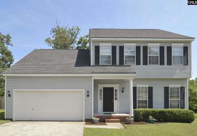 Irmo Single Family Home For Sale: 205 Misty Glen