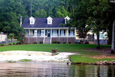 Wateree Hills, Lake Wateree, wateree keys, wateree estate, lake wateree - the woods Single Family Home For Sale: 1932 Lake