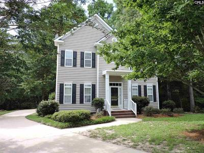 Columbia Single Family Home For Sale: 162 Wood Ride