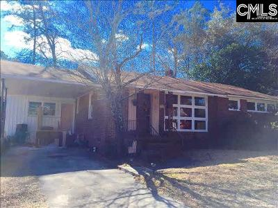 Cayce Single Family Home For Sale: 1035 Indigo