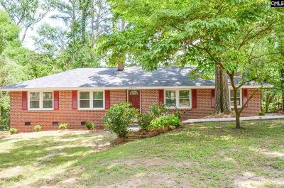 Lexington County, Richland County Single Family Home For Sale: 6004 Ellisor