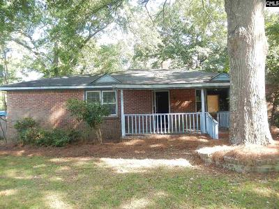Cayce Single Family Home For Sale: 1415 Sunnyside