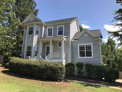 Irmo Single Family Home For Sale: 201 Amberwood