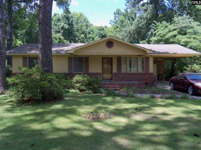 Cayce Single Family Home For Sale: 406 Brookcliff