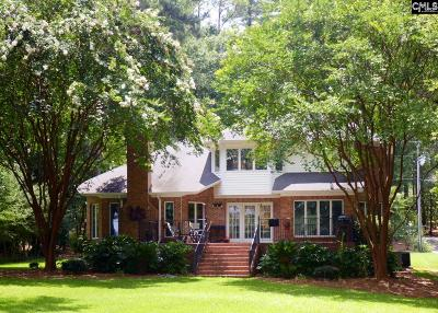 Lexington County, Newberry County, Richland County, Saluda County Single Family Home For Sale: 469 Lake Tide