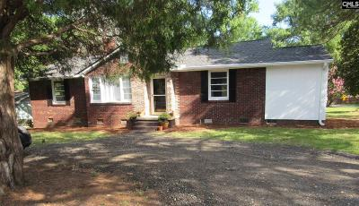 Saluda Gardens Single Family Home For Sale: 1700 Gilvie