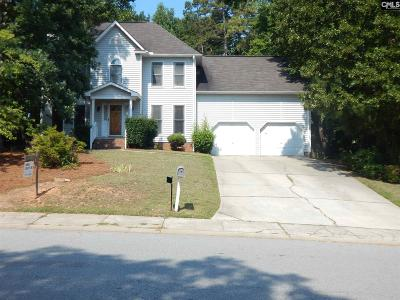 Single Family Home For Sale: 820 Mallard Lakes
