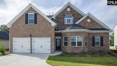 Blythewood Single Family Home For Sale: 556 Rimer Pond #Lot 6