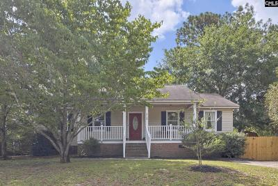 West Columbia Single Family Home For Sale: 312 Savanna Woods