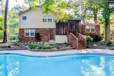 Columbia Single Family Home For Sale: 731 Shadowbrook