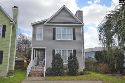 Charleston Row Single Family Home For Sale: 121 Ashley