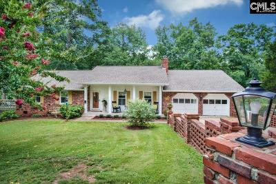 Lexington County, Newberry County, Richland County, Saluda County Single Family Home Contingent Sale-Closing: 1868 Koulter