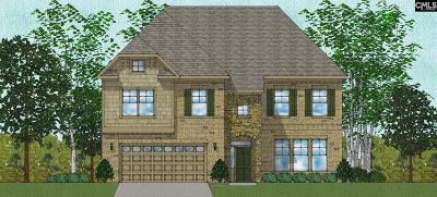 Blythewood Single Family Home For Sale: 126 Oxfordshire Lane #lot 2