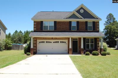 Lugoff Single Family Home For Sale: 22 Heatherwood