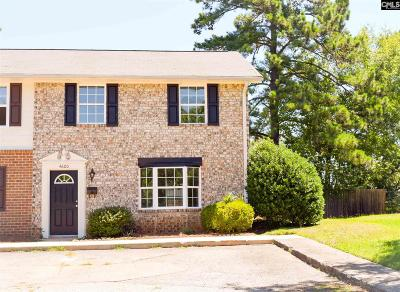 Lexington County, Richland County Townhouse For Sale: 4600 Grove Park