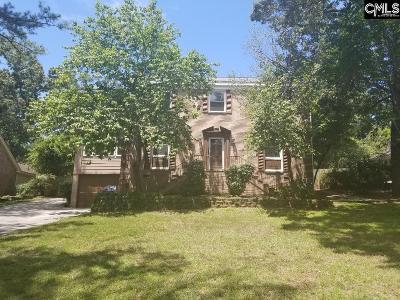 Lake Katherine Single Family Home For Sale: 811 Arbutus