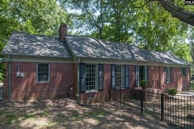 Columbia Single Family Home For Sale: 115 Waccamaw