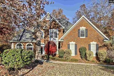 Irmo Single Family Home For Sale: 3 Maytree
