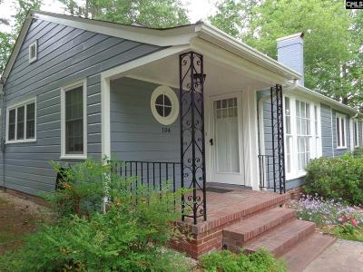 Columbia Single Family Home For Sale: 104 Academy