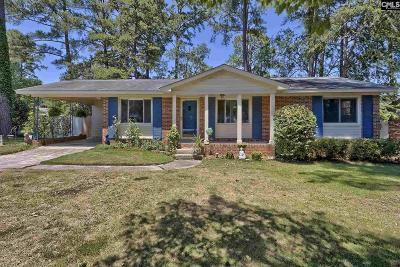 Columbia SC Single Family Home For Sale: $167,500