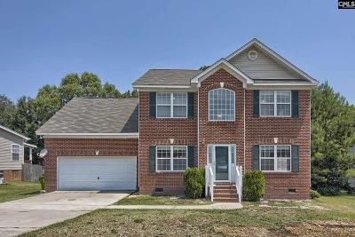 Columbia SC Single Family Home For Sale: $195,000