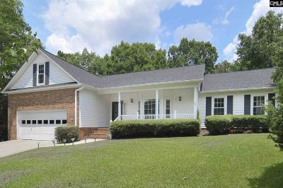 Irmo Single Family Home For Sale: 21 Plum Wood