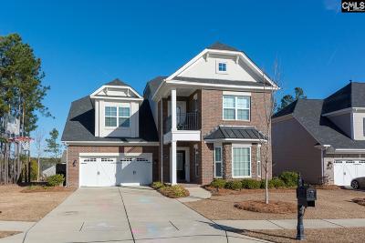Blythewood Single Family Home For Sale: 129 Bay Wren