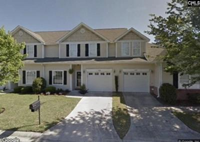 Lexington County, Richland County Townhouse For Sale: 504 Summit Square Drive