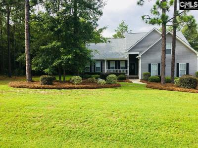 Lexington Single Family Home For Sale: 1521 Robert Hendrix
