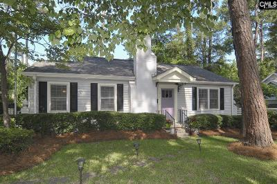 Columbia Single Family Home For Sale: 1827 York