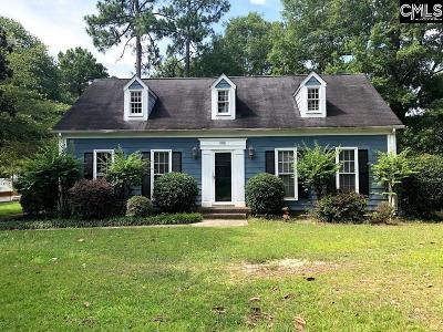 Lexington County, Richland County Single Family Home For Sale: 1 Eastpine
