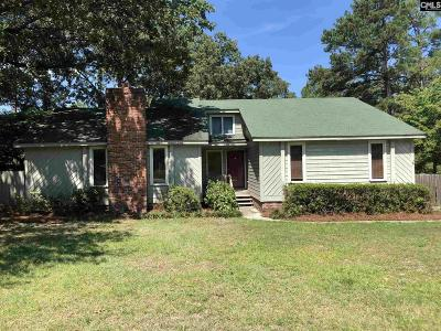 Columbia SC Single Family Home For Sale: $122,500