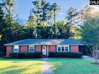 Columbia SC Single Family Home For Sale: $146,900