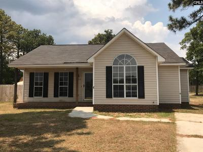 Lexington County Single Family Home For Sale: 225 Rice Hill